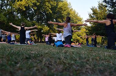 Fitness Präventionskurse
