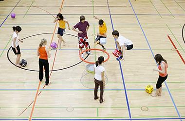 Sport Kinder-JugendSozialprojekte